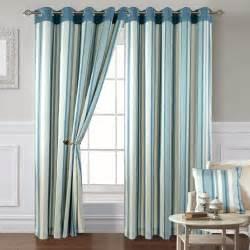 Montana stripe 10 off duck egg eyelet curtains eyelet curtains