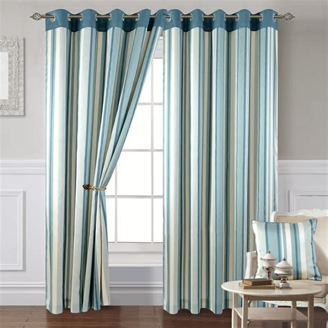 duck curtains montana stripe 10 off duck egg eyelet curtains eyelet