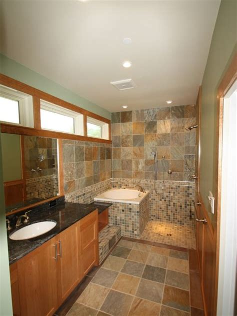 Tub And Shower Soaking Tub And Shower Home Design Ideas Pictures