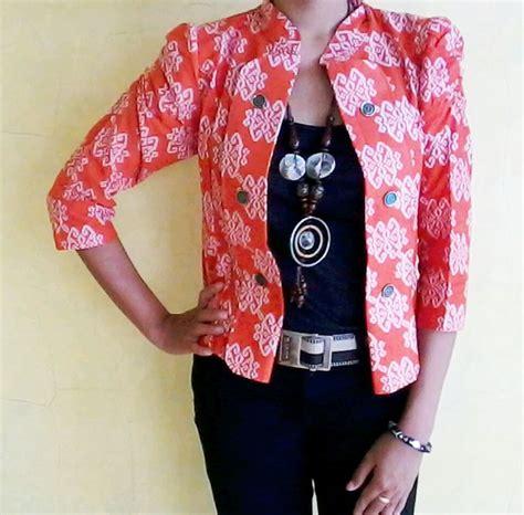 Baju Atasan Wanita Nike Jacket baju batik kerja wanita s jacket beautiful batik