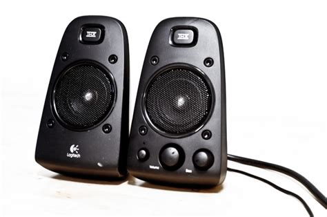Logitech Z623 Speaker System logitech z623 speaker system review notebookreview