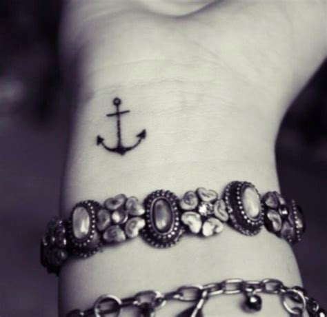 small anchor tattoos for women small tattoos for anchor wrist tattoos