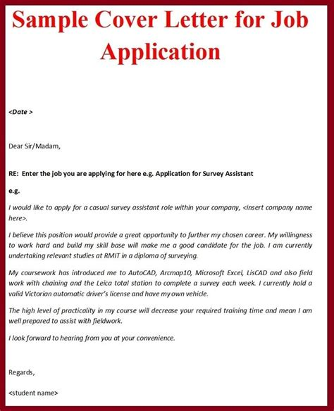 cover letter application exle letters font for