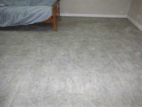 warm basement floor tiles in si