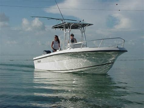 islamorada key boat rentals angler 230 center console fishing boat rental fl keys