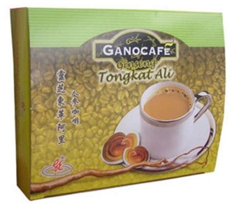 Coffe Gandoderma Ginseng ginseng coffee gano cafe