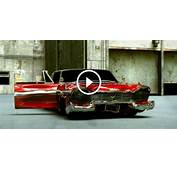 Animation Tribute To John Carpenter's 1958 Plymouth Fury