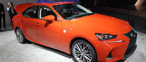 lexus sriracha edition ten can t miss exhibits at the 2016 los angeles auto show
