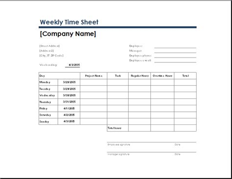 weekly time sheet 2 pk 1 part 100 pd