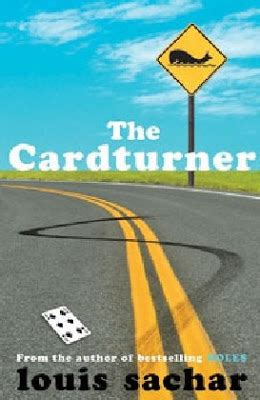 the cardturner daisy chain book reviews reviewed by jen the cardturner by louis sachar