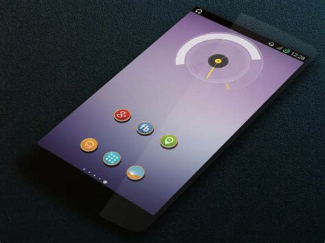 android phone themes install these 10 cool themes to give a new look to your android smartphone gizbot