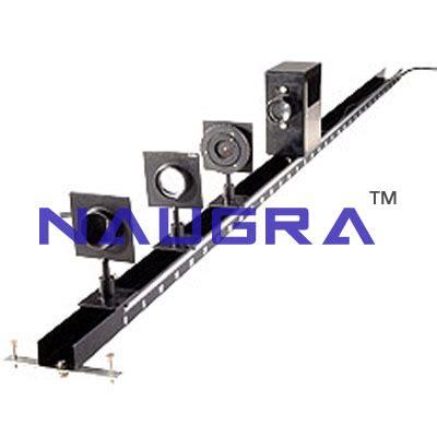 optical bench lab optical bench 1 meter mechanics lab sku ielab024064 laboratory equipments exporters