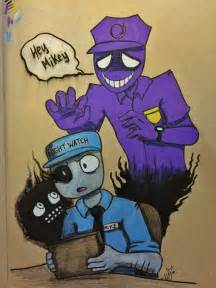 Fnaf purple guy fivenightatfreddy s fnaf 3 purple guy fnaf