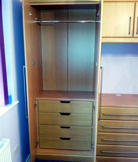Storage Drawers For Inside Wardrobes by Bedroom Fitter Bespoke Bedroom Design In Essex