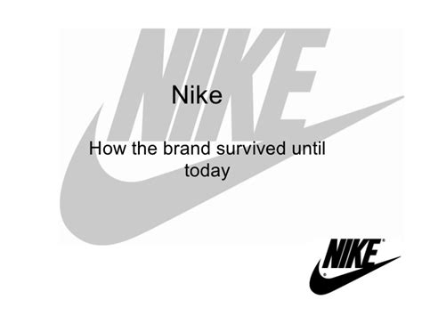 Nike Ppt Nike Powerpoint Template