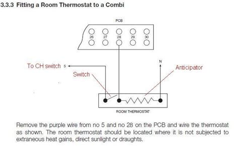 c17 thermostat wiring diagram 29 wiring diagram images