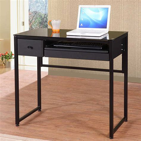 and black computer desk how much is the popularity of black computer desks