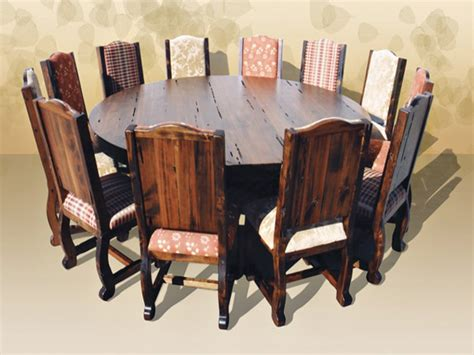 large dining room table seats 10 large round dining table seats inspirations including room