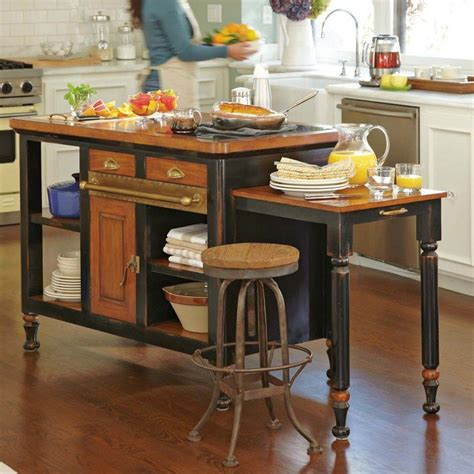 fancy bastille kitchen island