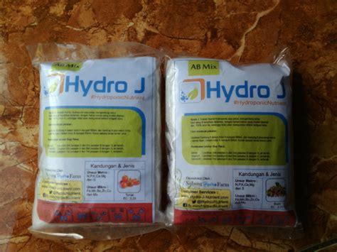 Nutrisi Hidroponik Ab Mix Hydro J Terong 500 Ml Larutan jual nutrisi ab mix terong hidrogel