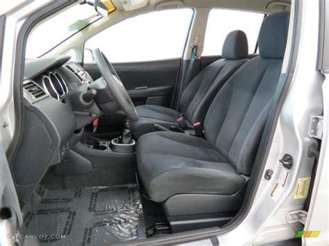 Nissan Versa Hatchback Interior by 2008 Nissan Versa 1 8 S Hatchback Interior Color Photos