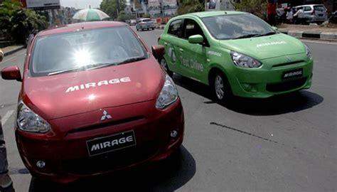 Kas Rem Mobil Mirage Gara Gara Rem Ribuan Mitsubishi Mirage Ditarik Tempo