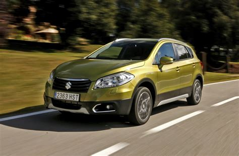 Suzuki Sx4 Review 2014 2014 Suzuki Sx4 Review Sedan Crossover Specs Price