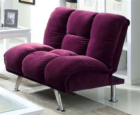 purple living room chair maybelle purple living room set cm2908pr furniture of