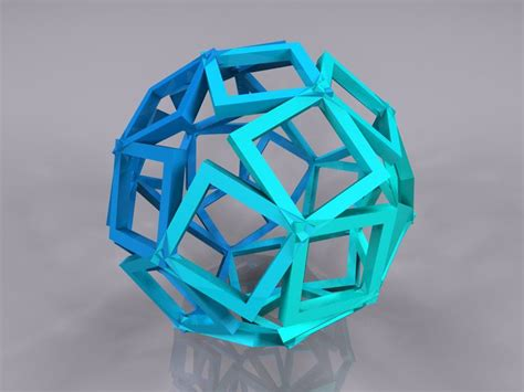Origami Polyhedra Design - 17 best images about paper crafts on origami