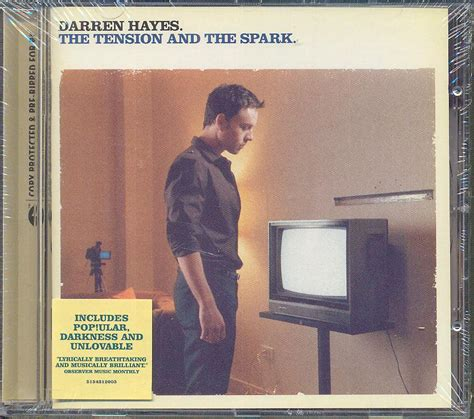 Cd Darren The Tension And The Spark cd darren tension the spark supershop tvoj