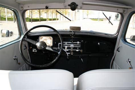 Classic Home Interior citroen 11 cv gangster classic car concepts