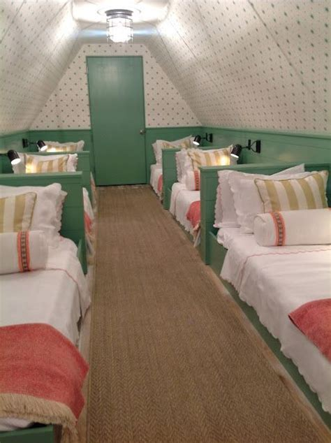 the in the other room sleepover room in the attic this idea and a screen at the other end a interior design