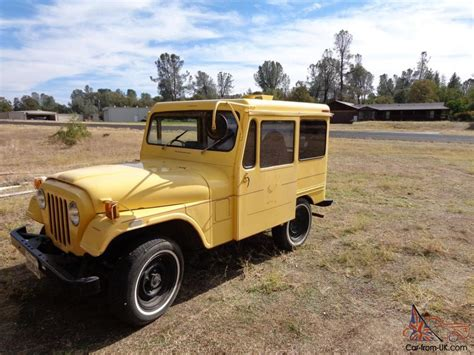 postal jeep jeep other postal service mail delivery