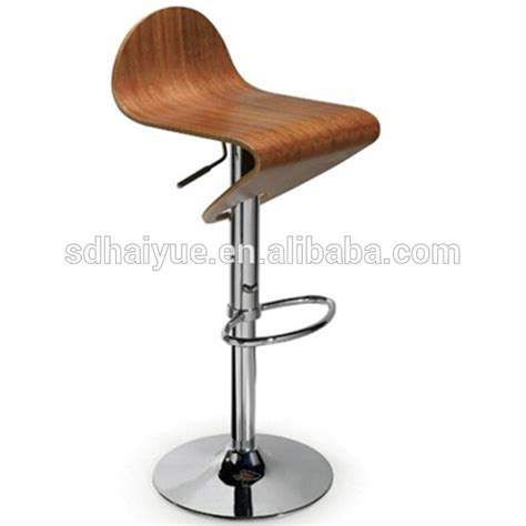 High Chair With Adjustable Footrest by New Wooden Chair With Footrest Stool Chair High Bar Stool