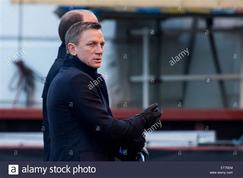 Kaos Bond Spectre Rsoy filming of the new bond spectre at a location in stock photo royalty free image