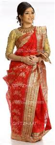 Giftz haat com send brocket jamdani shari to bangladesh
