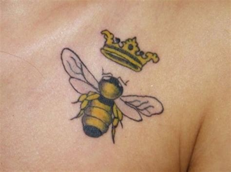 bees tattoo designs lovely bee meanings and designs