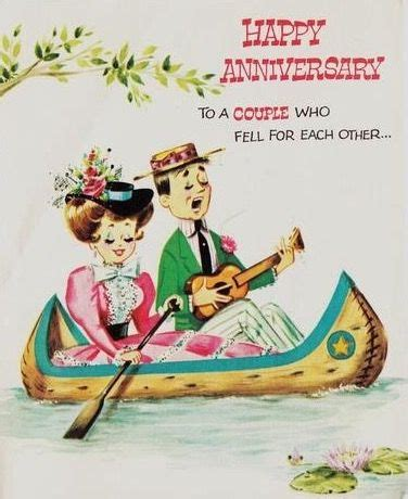 Wedding Anniversary Vintage by 114 Best Vintage Anniversary Cards Images On