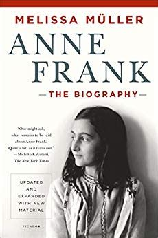 anne frank biography book review amazon com anne frank the biography ebook melissa