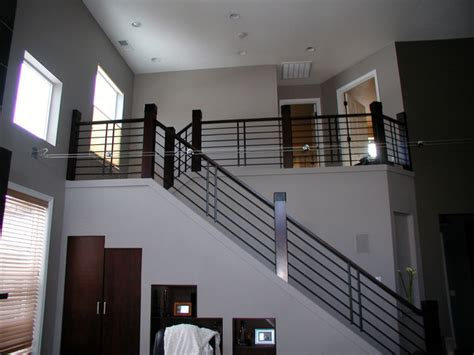 Contemporary Stair Railing Contemporary Stair Railing