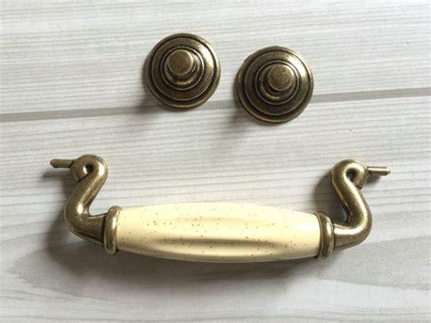 4 1 2 dresser drawer pulls 4 1 2 quot drop bail dresser pull drawer handles ivory