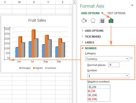 excel format vertical axis how to change axes labels in excel 2007