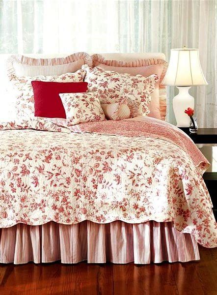 Bedspreads And Quilts by Brighton Toile Quilt And Bedding