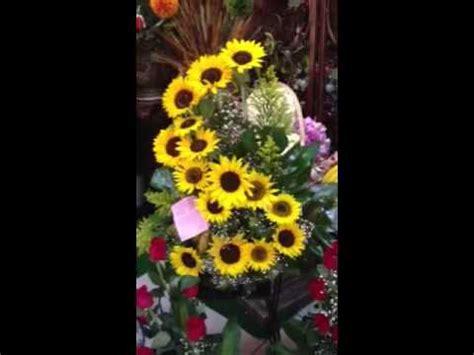 girasoles moldes de flores para hacer arreglos florales en arreglo de girasoles en sps youtube