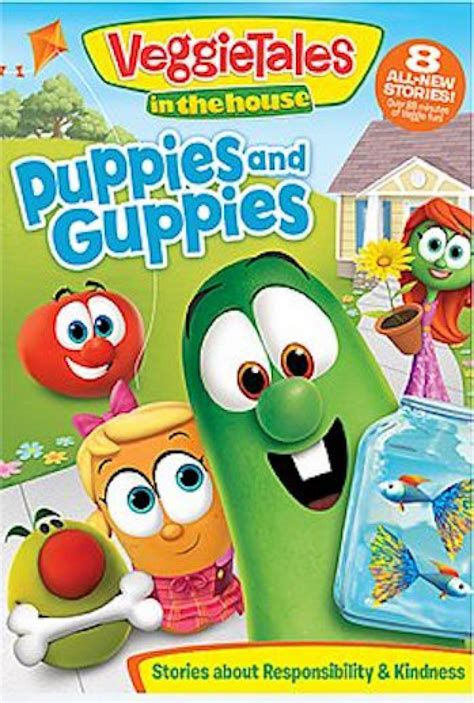 veggietales in the house veggietales in the house puppies and guppies