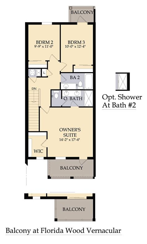 divosta floor plans magnolia interior unit new home plan jupiter fl