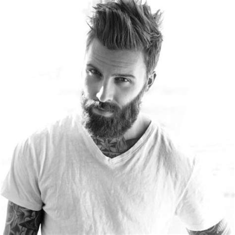 photos of long beards and haircuts image gallery long beard short hair