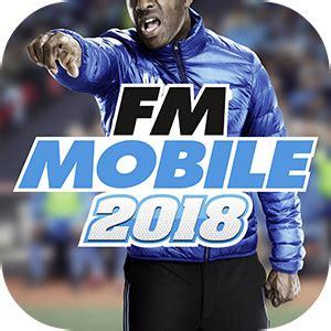football manager mobile football manager mobile 2018 v9 0 1 apk free