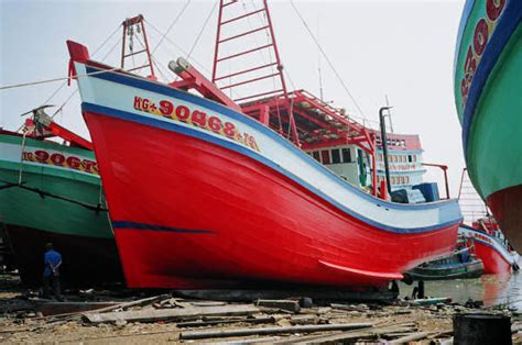 fishing boat for sale cambodia boats of southern gulf of thailand coast vietnam and cambodia
