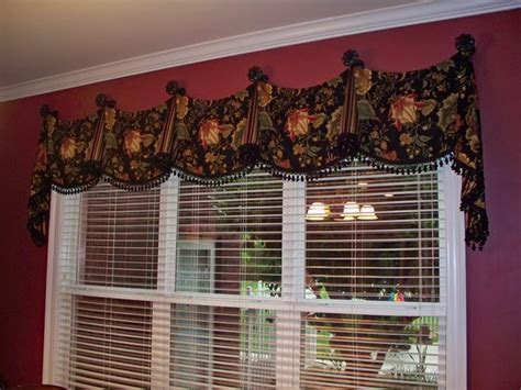 unique valance ideas custom window valances ideas your dream home